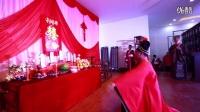 汉氏传统文化婚礼现场