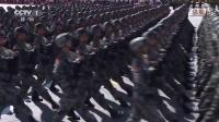 抗战胜利70周年阅兵20150903陆海空三军仪仗队 高清