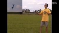 四线风筝国外教学视频中文字幕-303大师级飞行第三课