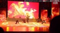 炫阳空翻特技 在江油市春晚的表演