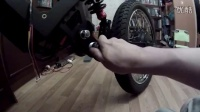 How to build e-bike in 7 days- DayFive - Pedals