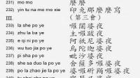 楞严咒读诵(宣化上人)_标清