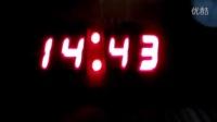 arduino pro mini做的数码管时钟