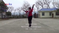小红的舞广场舞大众化广场舞教学版国富民强乐开怀排舞原创