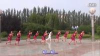 内蒙赤峰锦山广场舞 今生最美的相遇 正面演示