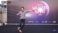 布布包VS小雨酱|24进12|Waacking Summit 2015徐州