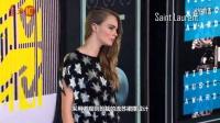 泰勒-斯威夫特出席2015 MTV音乐录影带大奖 赛琳娜-戈麦斯全黑Look性感高冷
