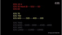 单反操作使用教程 摄影教程 学摄影第3天_全画幅与非全画幅区别