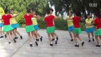 双人舞《姑娘回回头》