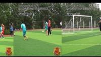 2015年民间足球争霸赛双鸭山红色政权足球队入球