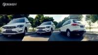 2015款众泰大迈X5 造型硬朗紧凑级SUV