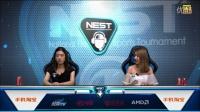 NEST2015线上赛 风暴英雄 D组 半决赛 CORSIR.NeXT vs ZY 1