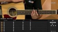 Hotel California - Eagles 加州旅馆 (95分钟)最详细完整的吉他教学_标清