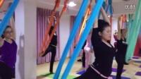 空中瑜伽舞蹈