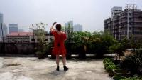 广州美丽依旧舞蹈课堂动感现代舞之一背面分解