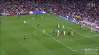 【高清集锦】1516赛季 西甲第2轮 巴塞罗那1:0马拉加