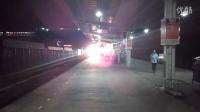 【卖萌随拍】T258重庆-汉口 进安康站4站台4道 HXD3C0419