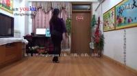 东方红 分解动作教学原创 编舞优酷 zhanghongaaa 最新广场舞