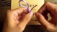 芭比巧巧教编绳之蛇结及包芯蛇结多线蛇结和扣眼