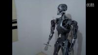 【NCTECH分享】Youtube用户手工打造1:1《终结者》系列T-800机器人