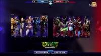 NEST2015线上赛 风暴英雄 大众组 E组 决赛 OMG.A vs SPT 1