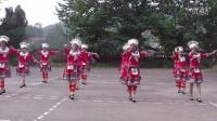 贵州修文扎佐兴红村广场舞..格萨拉