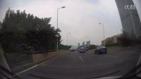 新手上路安全开车教学01:变道要加速不能减速!(上路实拍学车视频)