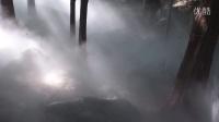 20150919-迷人的人工雾-北京植物园樱桃沟