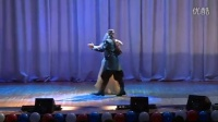 Mahdy Emara and Darina Konstantinova Orenburg 2013. International festival Al