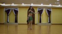 重庆媚颜舞蹈-旎旎老师-上下胯西米运用基础讲解