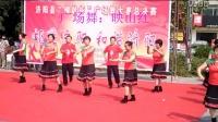 """县人寿队参加济阳县""""银龄杯""""广场舞大赛决赛"""
