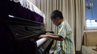 在项林瀚同学家里,我录制了一首几天前在音校琴房伴随着微笑和泪水,即兴演奏的钢琴曲:放手一搏 组曲之二 苦尽甘来。15.09.20