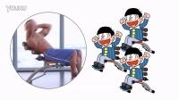 日本运动器材WonderCone×赤塚不二夫(叮当猫)搞笑广告「ワンダーコアなのだ篇」30秒