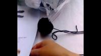 荷香亭编织视频-愤怒的小鸟-绿鸟-羽毛