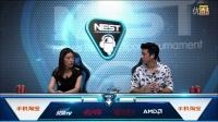 NEST2015线上赛 风暴英雄 大众组 G组 半决赛 BM vs APP 2