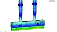 超声波焊头有限元分析-双驱焊头-海尔曼超声波