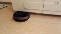 03科沃斯 宝宝智能  地面清洁机器人边角清扫模式