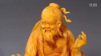 雕刻渔翁 徐真食雕面塑糖艺果酱画综合培训学习班 徐真食品雕刻泡沫雕刻教学视频教程
