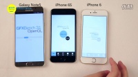 iPhone 6S性能测试 轻松吊打安卓旗舰