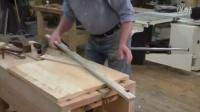 无需台钳的Nicholson木工桌设计