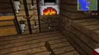【小黑&残月Minecraft】双人联机逗比生存第二期