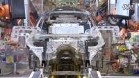 全新宝马7系车身生产及组装过程 不容错过