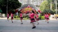 广州美丽依旧舞蹈课堂团队正面演示之六