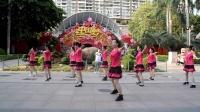 广州美丽依旧舞蹈课堂团队正面演示之八