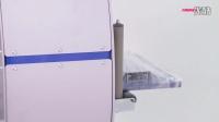 FROMM的FV300/90水平式薄膜缠绕机操作