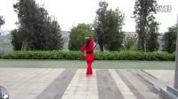 原创怀化舞阳广场舞我和我的祖国谢佳君编舞背面分解