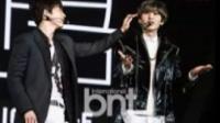 SJ-D&E将出席江南K-POP庆典 入伍前夕再并肩