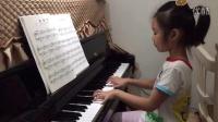 趣味钢琴技巧:小棕兔a