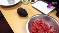 如何制作日本料理寿司金枪鱼塔塔