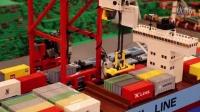 乐高积木盛会LEGO Mindstorms Gantry Crane (Mark II)